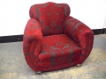 Lee Richard Upholstery Arm Chairs